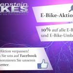 E-Bike-Aktion