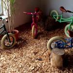 Laufräder von Rebel Kids