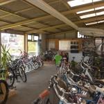 Neue Fahrräder eingetroffen