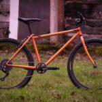 """Stevens MTB Mountainbike Hardtail Stahlrahmen 26"""" S Gebraucht sehr gut"""