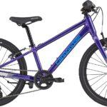 Cannondale Kids Quick 20 Ultra Violet Jugend Kids Kinderrad Kinder-MTB Kinder-Mountainbike 20 Zoll Neu 2021